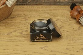 SAPHIR Shoe Cream 75ml Black