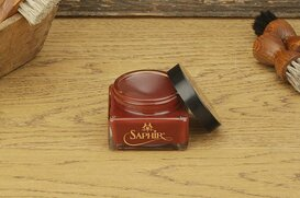 SAPHIR Shoe Cream 75ml Mahogany