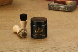 Burgol Shoe Pomade 100 ml Black