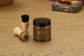 Burgol Shoe Pomade 100 ml Mid Brown