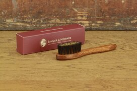 Langer & Messmer Suede Shoe Brush 20mm