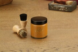 Burgol Shoe Pomade 100 ml Light Brown