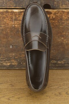 Langer & Messmer Verona Dark Brown Polished