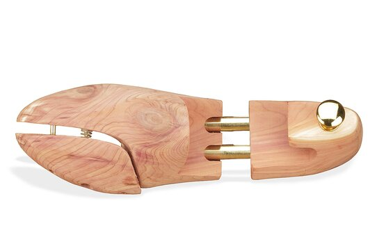Langer & Messmer Cedarwood Shoe Trees Size UK 6.5/7.5 - EU 40/41