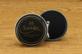 SAPHIR Polishing wax 50ml Black