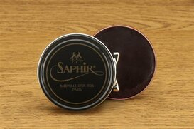 SAPHIR Polishing Wax 50ml Mahogany