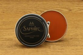 SAPHIR Polishing Wax 50ml Tan