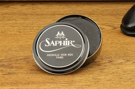 SAPHIR 100 ml Polishing Wax Dark Brown