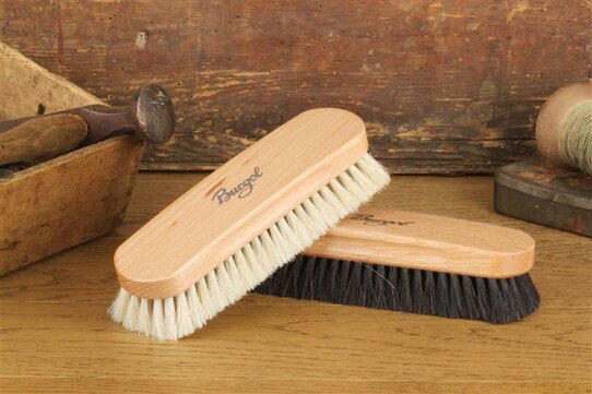 Burgol Horsehair Polishing Brush R22