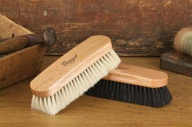 BURGOL Horsehair Polishing Brush R30