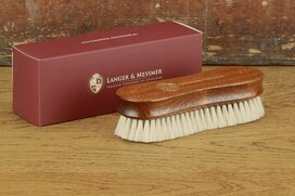 Langer & Messmer Premium High Gloss Goatshair Polishing...