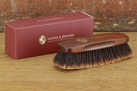 Langer & Messmer Exclusive Threaded Horsehair Polishing...