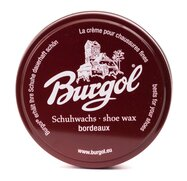 Burgol Shoe Wax Polish 100 ml Bordeaux