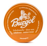 Burgol Shoe Wax Polish 100 ml Brown