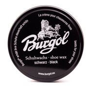 Burgol Shoe Wax Polish 100 ml Black