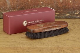 Langer & Messmer Exklusive Dark Goathair Polishing Brush