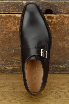 Loake Medway Black Goodyear Welted