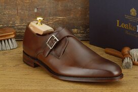 Loake Medway Brown Goodyear Welted