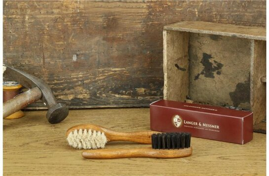 Langer & Messmer Set of 4 Premium Brushes