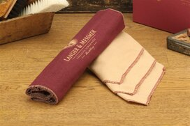 Langer & Messmer Cotton Polishing and Application Cloth 3...