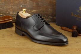 Loake Avon Black Goodyear Welted
