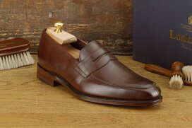 Loake Leven Brown Size UK 7 Goodyear Welted