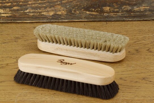 Burgol Horsehair Polishing Brush 22 mm
