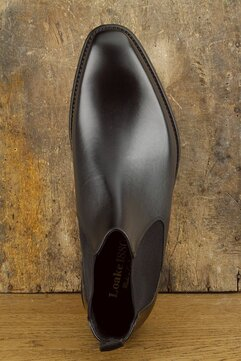Loake Nene Black Goodyear Welted
