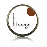 Siegol Palm Wax Shoe Polish 100 ml medium brown