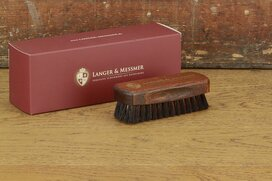 Langer & Messmer Exclusive Boar Hair Polishing Brush with...