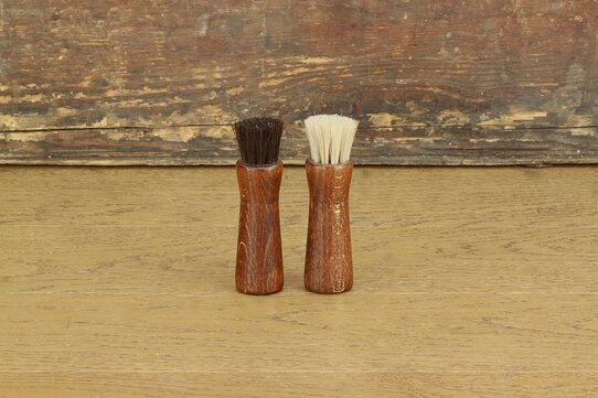Langer & Messmer Exclusive Horsehair Jar Brush