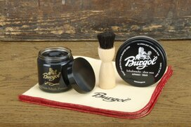 Burgol 4-Piece Shoe Care Set