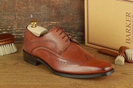 Barker Pitt Nut Brown Goodyear Welted
