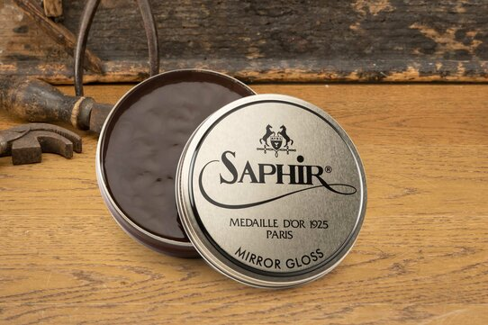 SAPHIR Mirror Gloss 75 ml medium brown